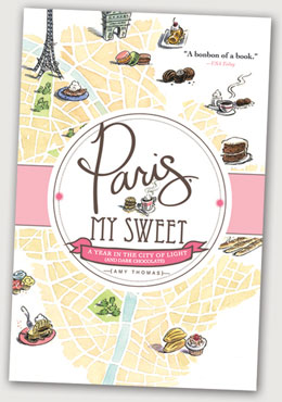 Paris, My Sweet - Book Cover