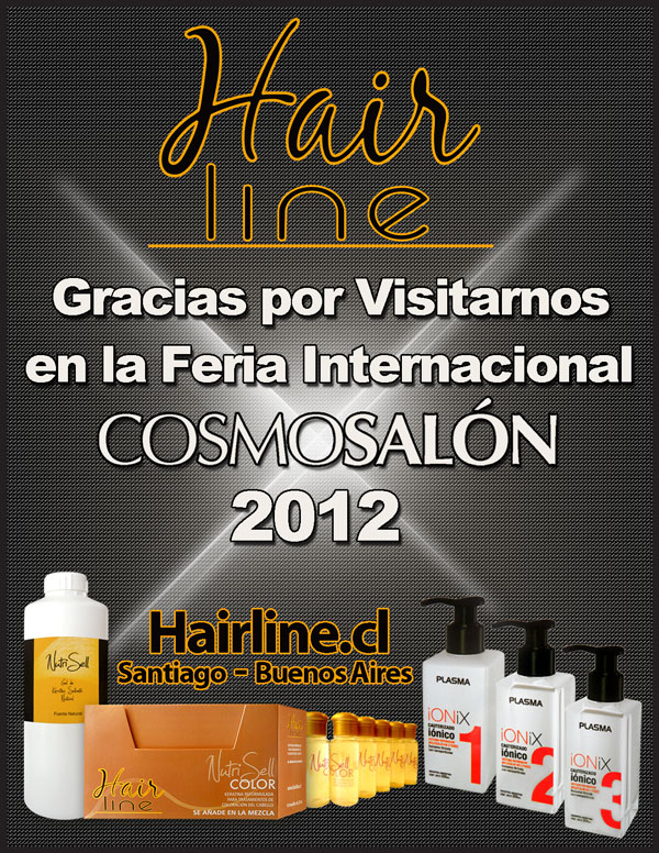 Hair Line - Ad - Cosmo Salon Thank You