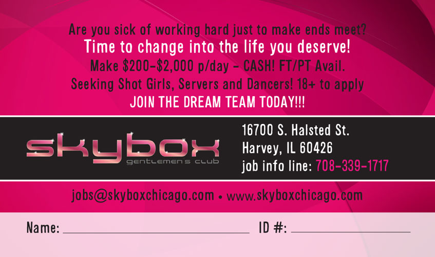 Skybox Business Card (back)